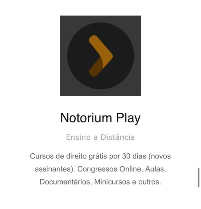 notorium play