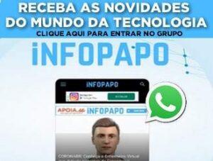 Grupo WhatsApp InfoPapo
