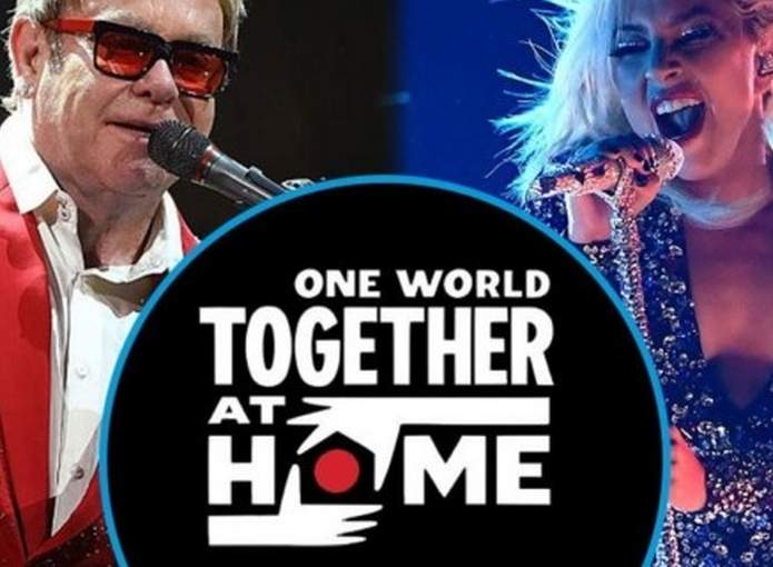 festival one world together at home